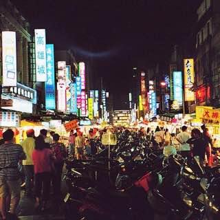 Liuhe Night Market, taiwan , kaohsiung
