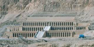 Deir el-Bahari, egypt , karnak
