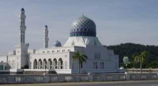 Kota Kinabalu City Mosque, malaysia , kotakinabalu