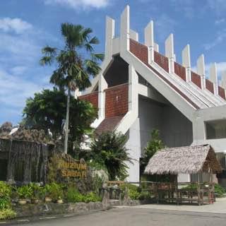 Sabah Museum, malaysia , kotakinabalu