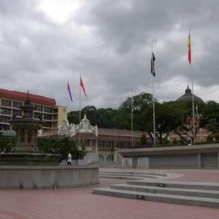 Merdeka Square, Kuala Lumpur, malaysia , kualalumpur