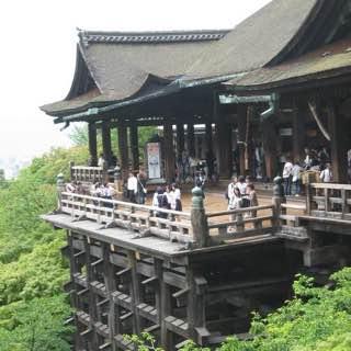 Kiyomizu-dera, japan , kyoto