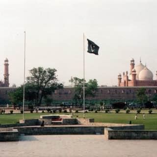 Badshahi Mosque, pakistan , lahore