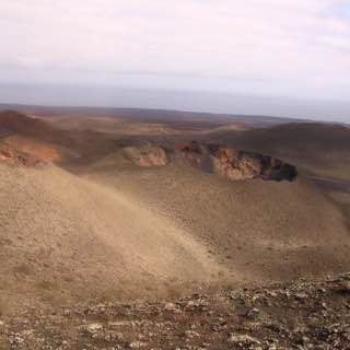 Timanfaya National Park, spain , lanzarote