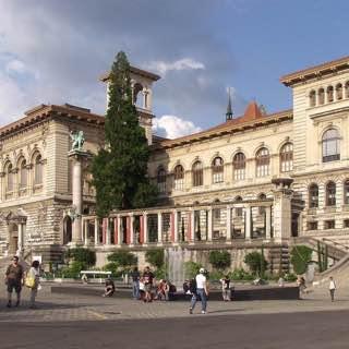 Palais de Rumine, switzerland , lausanne