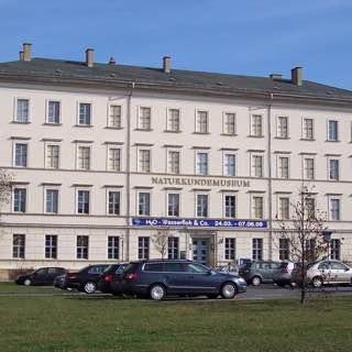 Naturkundemuseum Leipzig, germany , leipzig
