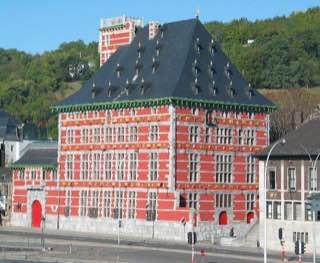 Curtius Museum, belgium , liege