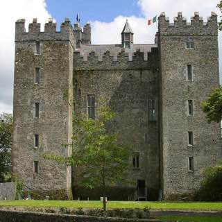 Bunratty Castle, ireland , limerick