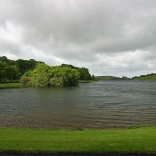 Lough Gur, ireland , limerick