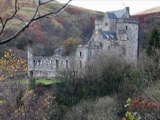 Castle Campbell, scotland , linlithgow