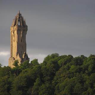 Wallace Monument, scotland , linlithgow