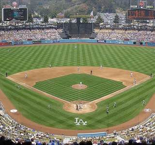 Dodger Stadium, usa , losangeles