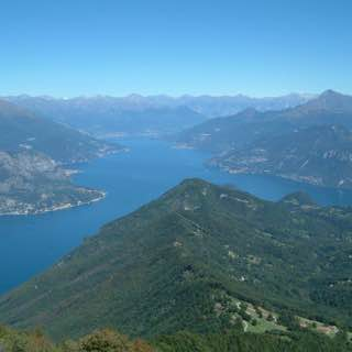 Lake Como, switzerland , lugano