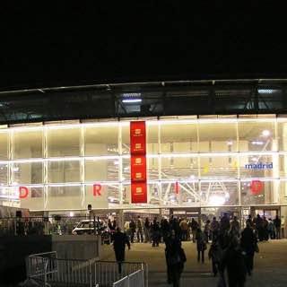 Madrid Arena, spain , madrid