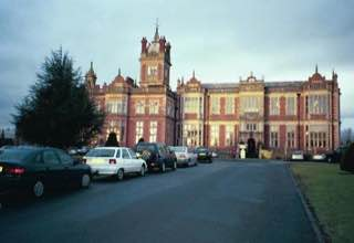 Crewe Hall, uk , manchester