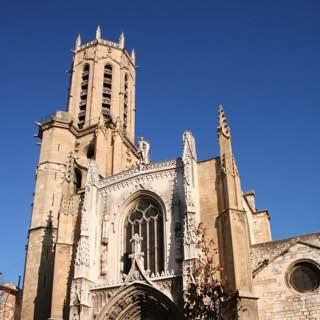 Cathédrale Saint-Sauveur, france , marseille