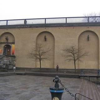 Göteborgs Konsthall, sweden , marstrand