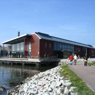 Nordic Watercolour Museum, sweden , marstrand
