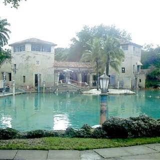 Venetian Pool, usa , miami