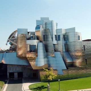 Weisman Art Museum, usa , minneapolis