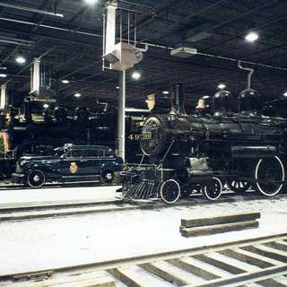 Canadian Railway Museum, canada , montreal