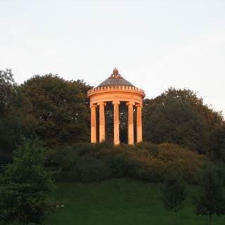 Englischer Garten, germany , munich