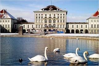 Nymphenburg Palace, germany , munich