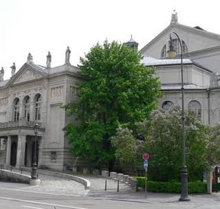 Prinzregententheater, germany , munich