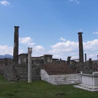 Temple of Apollo, italy , naples