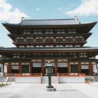 Yakushi-ji, japan , nara