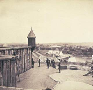 Fort Negley, usa , nashville