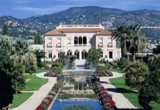 Villa Ephrussi de Rothschild, france , nice