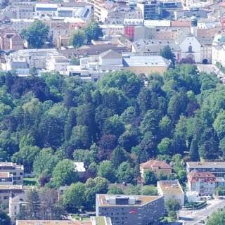 Hofgarten, Innsbruck, austria , northtyrol