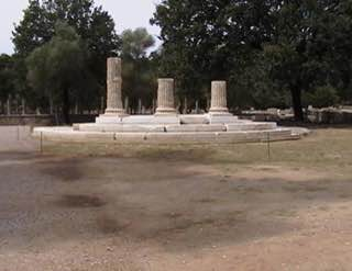 Philippeion, greece , olympicriviera