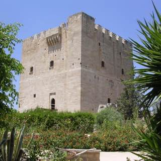 Kolossi Castle, republiccyprus , pafos