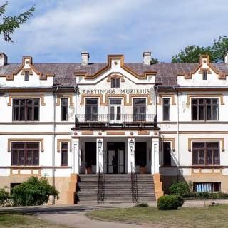Kretinga Museum, lithuania , palanga