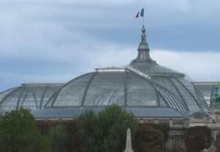 Grand Palais, france , paris