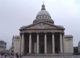 Panthéon, Paris, france , paris