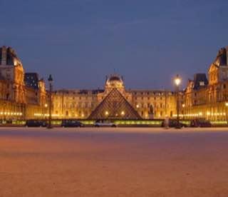 The Louvre, france , paris