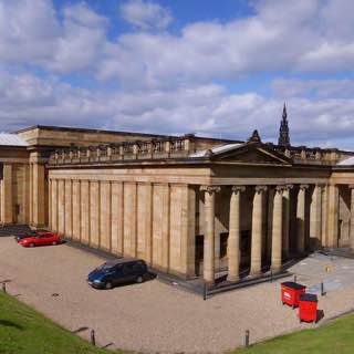 Scottish National Gallery, scotland , perth