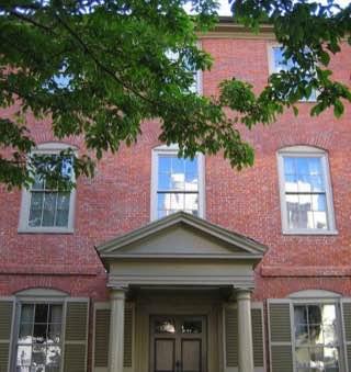 Wadsworth-Longfellow House, usa , portland