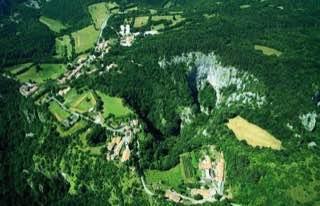 Škocjan Caves Regional Park, slovenia , predjama