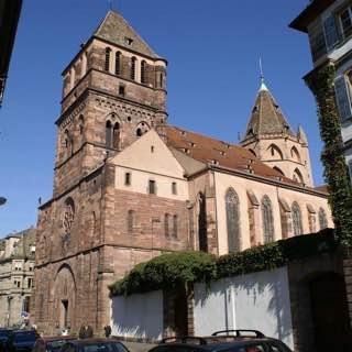 St. Thomas, Strasbourg, france , provence