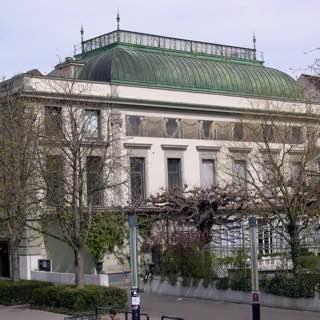 Kunsthalle Basel, switzerland , riehen