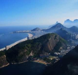Copacabana, brazil , riodejaneiro