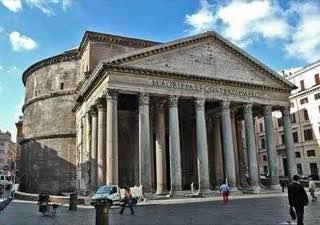 Pantheon, italy , rome