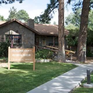 Los Alamos Historical Museum, usa , santafe