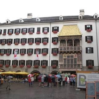 Goldenes Dachl, austria , seefeld
