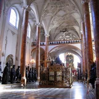 Hofkirche, Innsbruck, austria , seefeld