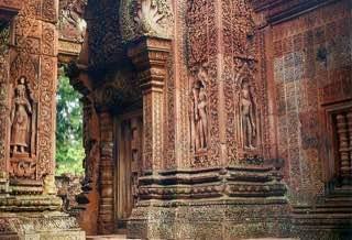 Banteay Srei, cambodia , siemreap